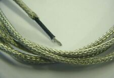 Guitar Electrics Gibson Type Braided Wire 1 metre