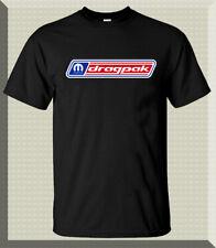 Hot Mopar Dodge Challenger Drag Pak Logo Men's Clothing T-Shirt