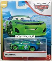 DISNEY PIXAR CARS NEXT GEN PISTON CUP RACERS NOAH GOCEK