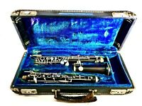 Cabart Made in France Ring System Vintage Oboe Used