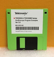 Tektronix 063-3010-02 Ver: 3.0 TDS3000 & TDS3000B Programming Examples, New