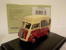 Model Car, Birthday Cake, Morris J2 - ice cream van