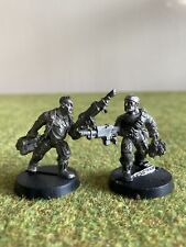 Warhammer Catachan Demolition Team Miniatures Free Postage