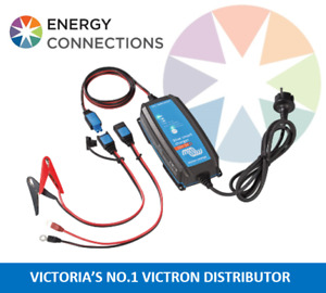 Victron Blue Smart Power IP65 Battery Charger 12V 5A SLA LiFePO4 bluetooth