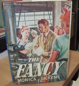 1945 - THE FANCY by MONICA DICKENS - HB DJ