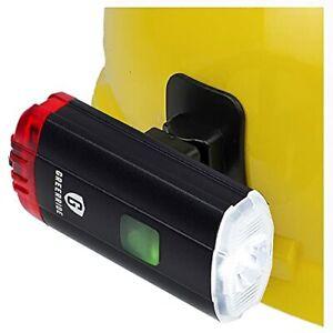 Flashlight with Hard Hat Light Mount for Fire Helmet Light&Welding Hardhat Light
