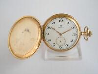 OMEGA 18 SPB, žepna ura - pocket watch -Taschenuhr   #20-06.11