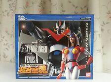 GX-02R GX-12  GREAT MAZINGER VENUS A  Bandai Chogokin  MISB  2006 Shipping Free