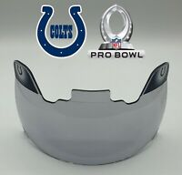 T.Y. Hilton 2018 Pro Bowl Colts Game Used Helmet Visor Team Issued PHOTOMATCHED