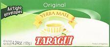 Taragui Yerba Mate - 40 Tea Bags - Yerba Mate En Saquitos, New, Free Shipping