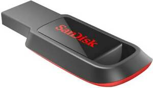 SanDisk Cruzer Spark 16GB/32GB/64GB/128GB High Speed USB 2.0 Flash Drive - UK