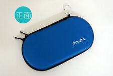 Blue Hard Travel Carry Shell Case Cover Bag Pouch for Sony PS Vita PSV