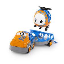Oball - Go Grippers - Fahrzeug mit Anhänger und Hubschrauber