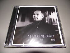 *NEW* SPENCER PARKER : A GUN FOR HIRE ORIGINAL CD ALBUM 11 TRACKS 2011 HOUSE