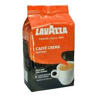 1KG LAVAZZA CAFFE CREMA GUSTOSO ROASTED COFFEE BEANS, MADE IN ITALY