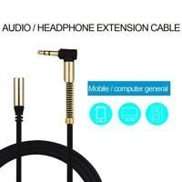 24K Stereo Audio kabel 3,5mm Stecker 2x CINCH Buchse für smartphone Stereoanlage