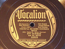 Roy Newman/A Good Man Is Hard to Find-Some Changes Made/Vocalion 03325/V+ & E-*