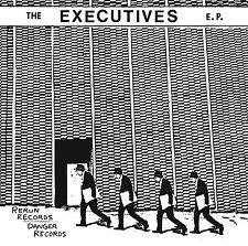 "The Executives-7""EP NEW Reissue of rare 1980 San Diego KBD teen MOD-Punk!"