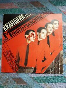 Kraftwerk - LP - Mensch Maschine - EMI 1C 058 - 32843 - 1978