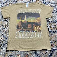 New ListingVintage 2004 Pink Floyd Animals Band T Shirt Size M Yellow