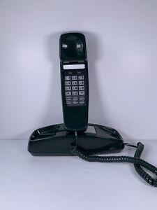 Green Vintage Radio Shack Trim-Fone Lighted Keypad Corded Phone USED ET-283