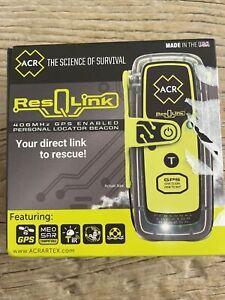 ACR ResQLink 400 Personal Locater Beacon