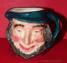 "ARTONE * Vintage Pottery Toby / Character Jug * Harry Hawke * 3.25"" (8cm) Tall *"