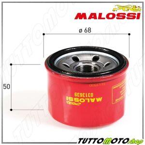 0313639 Filtro olio MALOSSI RED CHILLI YAMAHA T-MAX TMAX 500 2004 2005 2006 2007