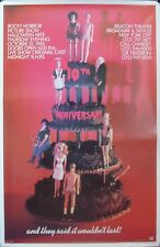 The Rocky Horror Picture Show 27x40 Birthday Cake Movie Poster 10th Anniversary