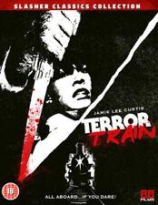 Terror Train Blu-ray 1979 Slasher Horror Movie Classic 88 Films W Slipcover