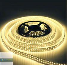 LED Flexible Ribbon Light 3528 SMD Warm White 16ft/5m Reel, New!