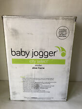 New ListingBaby Jogger City Select Stroller - Jet *New*