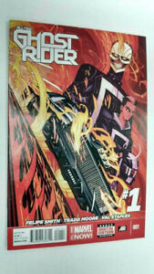 ALL-NEW GHOST RIDER #1  1st Printing - Marvel NOW!          / 2014 Marvel Comics