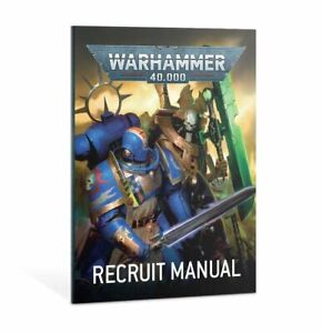 Warhammer 40K Recruit Edition Rules Pack (9th Edition)