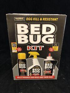 Brand New Harris Bed Bug Kit - BLKBB-KIT32