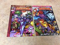 WILDSTORM RISING #1,2  LOT OF 2 COMIC NM 1995  IMAGE