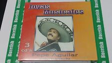 Pepe Aguilar con mariachi Joyas Musicales Box set 3CD New Sealed