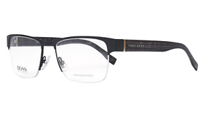 HUGO BOSS 0770/N 003 Eyeglasses Matte Black Frame 55mm