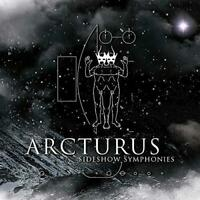 Arcturus - Sideshow Symphonies - New Sealed Vinyl LP Album