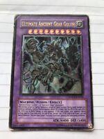 Ultimate Ancient Gear Golem Ultimate Rare