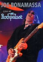 JOE BONAMASSA - LIVE AT THE ROCKPALAST  DVD NEU