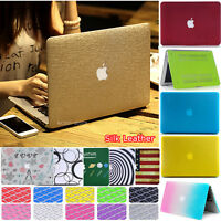2in1 Rubberized Matt Hard Case +Keyboard Cover for Macbook Air Pro 13 and Retina