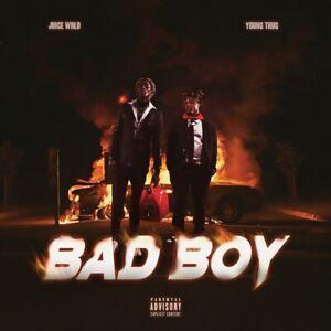 "Juice WRLD & Young Thug ""Bad Boy"" Art Music Album Poster HD Print 12 16 20 24"""
