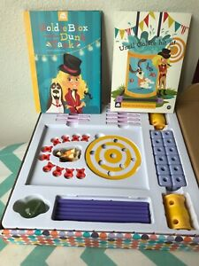 Goldie Blox and the Dunk Tank construction toy set - brand new! Open Box