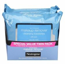 Neutrogena Cleansing  Makeup Remover Facial Wipes, 25 Count - 2 Pack