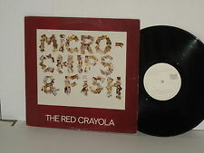THE RED CRAYOLA Micro Chips & Fish The Story So Far RTO26 Mayo Thompson 12 inch