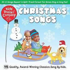 Christmas Songs by Kids' Praise! Company (CD, Oct-2005, Word Distribution)