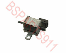 Used BMW  e39, e38 Fuel Injection Auxiliary Vacuum Control Valve 11741742711