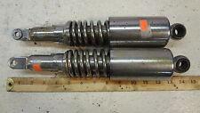 1972 Honda CB450 K5 CB 450 H655' rear shocks struts suspension