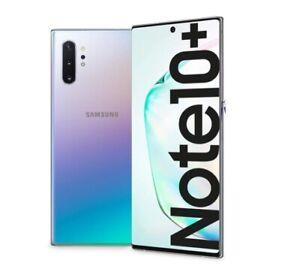 New Samsung Note 10+ Plus N975U Verizon Cricket Unlocked TMobile ATT Boost Total